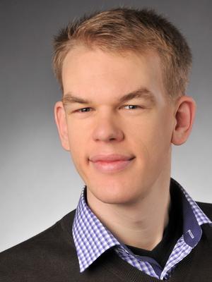 Portrait of the person Dennis Schridde